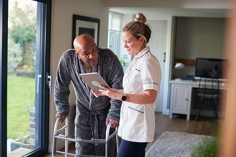 home healthcare accounting